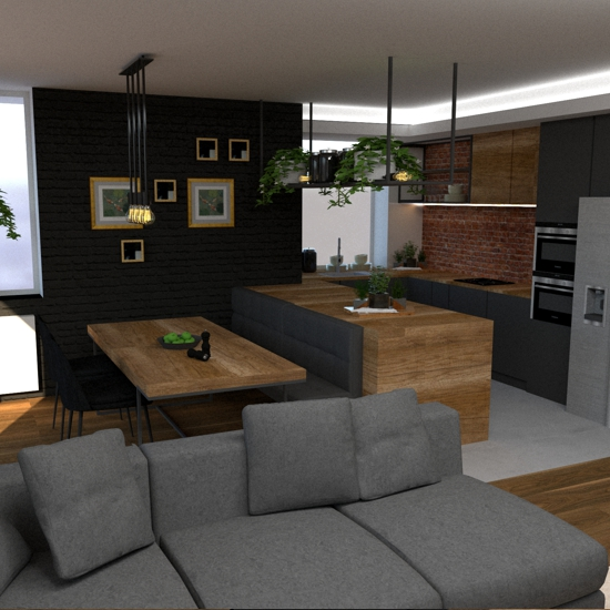 amsterdam modern look studio project